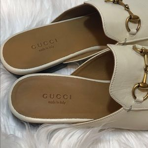 Gucci Shoes - 🎉Gucci Princetown Loafer Mule Size 36🎉
